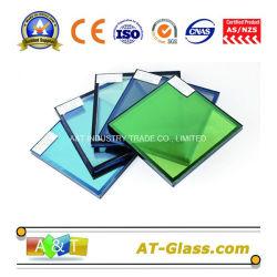 Low-E isolés de verre Verre utilisé pour mur rideau/bâtiment/fenêtre
