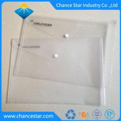 Пользовательский формат A4 пластиковые PP удалите файл папки