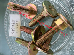 El tornillo de paso el tornillo de cabeza grande/Paso los tornillos y pernos especiales