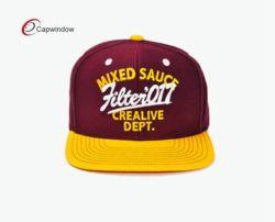 2018 Nueva Moda Diseño Personalizado Sombrero Snapback