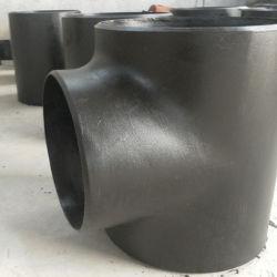 A234 Wpb Kohlenstoffstahl-nahtloses Rohrfitting-gerades gleiches T-Stück