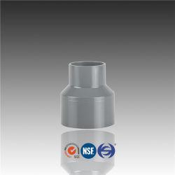 Accoppiatore di plastica del riduttore dell'accessorio per tubi del PVC