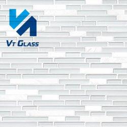 Новый дизайн продукта для линейных Manufacturersglass мозаика плитка для кухни