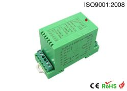 2-kanaals 4-20mA tot 0-5V hoog/laag signaal selectiecontroller converter