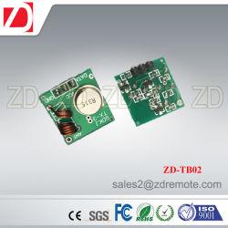 Zd-Tb02 315/433MHz Module émetteur sans fil pour une longue plage de travail