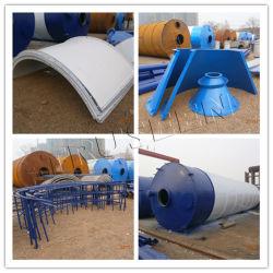 Alimentação de fábrica 50t Silo Silo de fabricantes de cimento com marcação CE