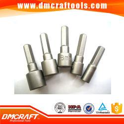 Foret magnétique pour vis de support de pointe conducteur