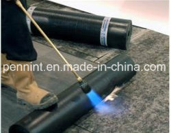 瀝青によって修正される建築材の砂のフィルム火をつけの3.0/4.0/5.0 mm