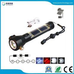 Linternas linterna solar linterna LED USB Multifunción