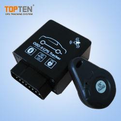 OBDII GPS Veihcle Tracker mit automatischer Diagnose, drahtloses Relais/RFID (TK228-KH)