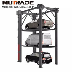 Укладчик Mutrade Парковка оборудование четыре должности Автомобильный подъемник (гидро-парк 3130)