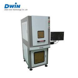 Fornecido completo 20W/30W/50W Laser de fibra de marcador de cores metálicas/Marcação Preço da Máquina