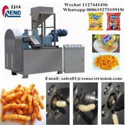 Jinan Food Factory Professional Fabricant Kurkure/Nik Naks/processus de fabrication machine Cheetos ligne