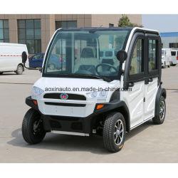 4 SeaterのA7通りの電気自動車