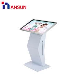 Affichage LCD de l'information numérique des signes pour l'affichage à écran tactile infrarouge