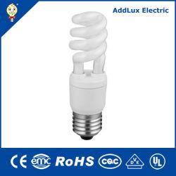 Тонкий Ce UL 7W 9W 11W спираль компактных люминесцентных ламп