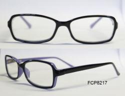 Couleur double Cp des lunettes de lecture d'injection