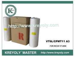 Master para VT CPMT estêncil 10 A3