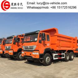 Sinotrok HOWO Euro II 10 Wheels 371 HP Dumper Truck For Sale