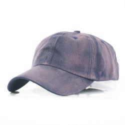 Поощрение вымыта хлопок для отдыхающих спортивные шапки с металлическим кольцом преднатяжитель плечевой лямки ремня