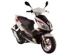 Heißes Sale Classic Design Scooter Motorcycle 50cc (BD50QT-5A)
