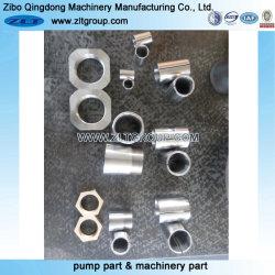 Aço inoxidável / Aço Carbono Usinagem de peças para máquinas Química/Indústria mineira