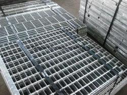 Caillebotis en acier galvanisé à chaud avec la norme ISO9001