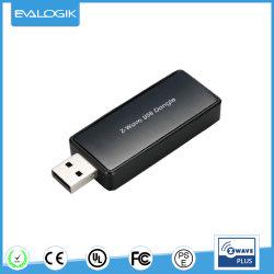Z 물결치십시오 작은 무선 USB Dongle (ZW49B)를