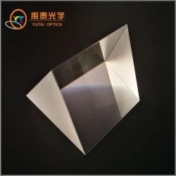 Cristal único de infravermelhos ultravioleta CaF2 prismas
