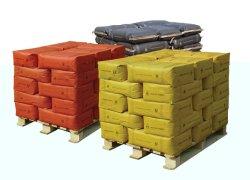 床の粉の鉄酸化物の黄色の顔料