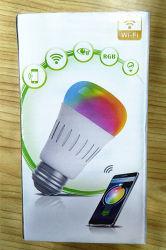 WiFi Wireless Control 6W LED Bulb LED Manufacturer