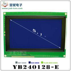 [فستن] 240 * 128 [دوت متريإكس] [لكد] يستعمل وحدة نمطيّة [ت6963] جهاز تحكّم