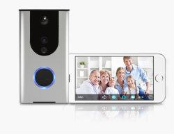 Intercomunicador de porta sem fio com a câmara de vídeo à prova de campainha