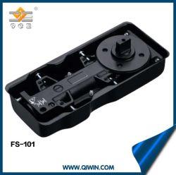Fabriqué en Chine de haute qualité au printemps de plancher de la porte de la boulonnerie (FS-101)