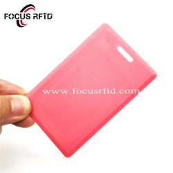 ID 빈 두꺼운 카드 IC 카드 em 두꺼운 RFID 카드 시간 출무용 비접촉식 카드