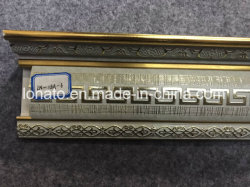 Cor de madeira a Rússia / Design Mideast decoração PS cornija