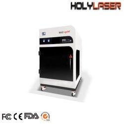 수정같은 색깔 유리제 Laser 조각 기계 안쪽에 3D
