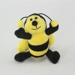 La Chine fabricant de jouets en peluche d'Abeille farcies d'insectes