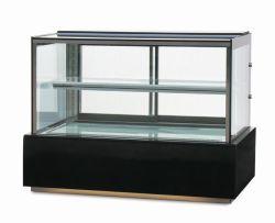Vitrine de refroidissement en marbre/armoire d'affichage/affichage de gâteau