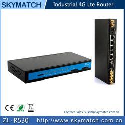 Modem van de Routers Boardband van Ci860 4G de Cellulaire Industriële Draadloze met Geopende VPN, Firewalls