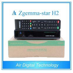 Estrela Zgemma H2 DVB-S2+T2 Linux HD receptor SAT