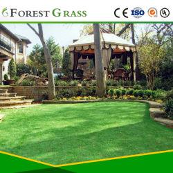 العشب الصناعي عالي الجودة للترف الصناعي للحديقة والمنزل