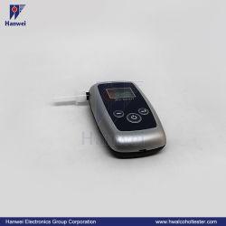 3자리 LCD 디스플레이가 있는 휴대용 상업용 Breathalyzer(AT8060)