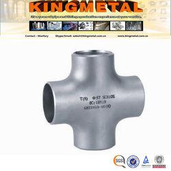 """Uns """" traversa duplex di Fittting del tubo dell'acciaio inossidabile 32750 8"""