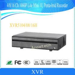 8/16Penta-Brid Dahua CH 4K de 1U mini DVR (XVR5108H-4KL-X-8P, XVR5116H-4KL-X-8P)