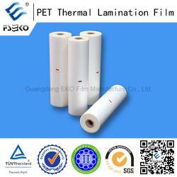 Film de laminage thermique à base de polyester imperméable à l'eau pour le commerce de gros