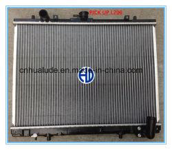 Aluminiumkern-Plastiktank-Selbstauto-Heizkörper