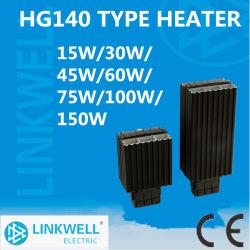Elemento PTC Best-Selling Calentadores Ventilador Panel eléctrico con CE (HG140)