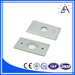Haute qualité fabriqué Extrusions en aluminium de structure
