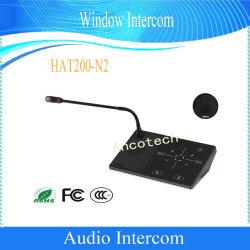 Citofono pieno duplex della finestra di Ciao-Fedeltà degli accessori del CCTV di Dahua (HAT200-N2)